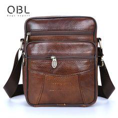 $26.00 (Buy here: https://alitems.com/g/1e8d114494ebda23ff8b16525dc3e8/?i=5&ulp=https%3A%2F%2Fwww.aliexpress.com%2Fitem%2FCow-Genuine-Leather-Messenger-Bags-Men-Casual-Travel-Business-Crossbody-Shoulder-Bag-for-Man-Sacoche-Homme%2F32740230124.html ) Cow Genuine Leather Messenger Bags Men Casual Travel Business Crossbody Shoulder Bag for Man Sacoche Homme Bolsa Masculina MBA19 for just $26.00