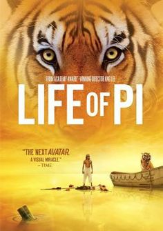 Embark on the adventure of a lifetime in this visual masterpiece from Oscar winner Ang Lee, based on the best-selling novel by Yann Martel.  After a cataclysmic shipwreck, young Pi Patel finds himself stranded on a lifeboat with the only other survivor - a ferocious Bengal tiger named Richard Parker. Bound by the need to survive, the two are cast on an epic journey that must be seen to be believed.