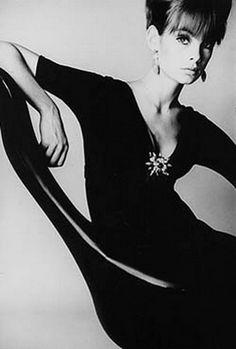 Jean Shrimpton, David Bailey 1963.