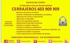 Cerrajeros Mallorca 603909909