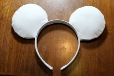 How to Make Your Own Pair of DIY Mickey Ears