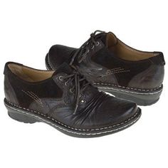 Women's Earth Linden Dark Brown Shoes.Com Great looking half a step up from casual.