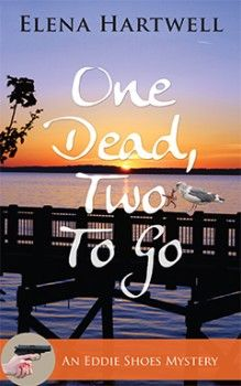 Want writing advice? Elena Hartwell shares her wisdom!  ONE DAED, TWO TO GO by Elena Hartwell | Camel Press