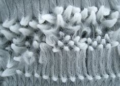 How amazingly textural is this?! I'd love to know what it's knit from. Center for Inforations Teknolgi og Arkitektur (CITA)