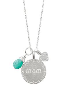 Build a customized Stella & Dot charm necklace for mom this Mother's Day