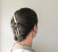 Hair fork