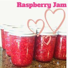 BrittsFavThings: Favorite Rasberry Jam Recipe