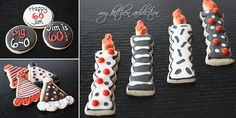 FABULOUS birthday cookies! I just LOVE these from @JenSchall