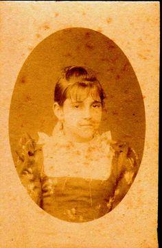 tia Babica - Bárbara do Amaral Camargo