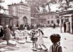 Eyüp Sultan Camii 1970'li yıllar..