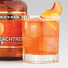 Need a signature cocktail for Thanksgiving? A Royal Peach is the ticket. It's a bit fruity but a shot of Crown Royal Black keeps it grounded.