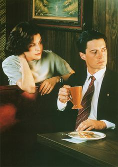 I still crush hard on agent dale cooper from twin peaks!