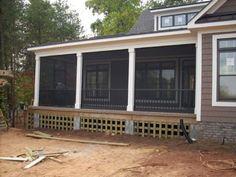 Patio Porch Enclosures Champion Windows sunroom Pinterest