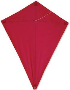 Premier 15471 25-Inch Diamond Kite with Solid Fiberglass Frame, Red by Premier Kites. Save 8 Off!. $14.75. Durable and easy to fly; great for gift, toy and home decorations. Measures 20-inch width by 25-inch length. Made of taffeta nylon fabric and indestructible solid fiberglass frame. 25-Inch diamond kite. Available in red graphics. This 25-inch diamond is some of most popular kite. Made of taffeta nylon fabric and framed with indestructible fiberglass. They are durable and...