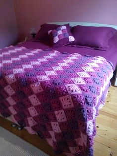 Crochet Bedspread Pattern, Bed Spreads, Comforters, Blankets, Home, Farmhouse Rugs, Bed Covers, Bedspreads, Crocheting