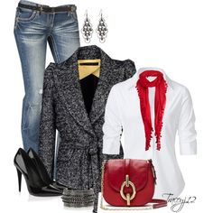 """""""In Your Closet"""" by traceyj12 on Polyvore"""
