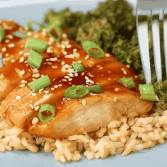 Yummm! | This Teriyaki Chicken Meal Prep Will Make You Want To Bring Lunch To Work