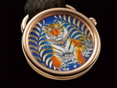 HERMÈS Arceau Pocket Tigre Royal