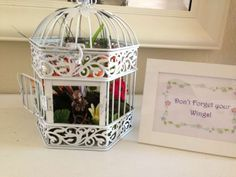 How cute is this? Place Fairy's all over the house for little girls to find. Darling idea....Image Only