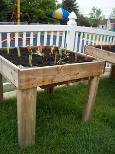 1000 Images About Homemade Garden Box On Pinterest