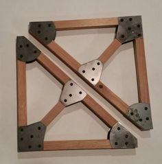 Single Turnbuckle Shelf Bracket Assembly For Floating