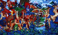 The Brief History of Tibet, 2004  Tenzing Rigdol