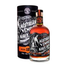 Austrian Empire Navy Rum Solera 18 Tube