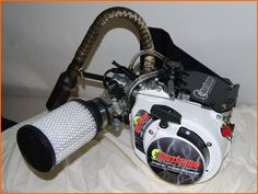 Resultado de imagem para racing lawn mower engine