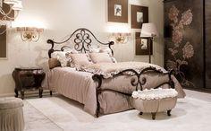 Durante muitos anos, as camas de ferro, ficaram esquecidas na decoração de interiores modernos, mas hoje em dia voltam a ser escolha para ...