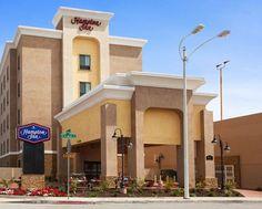 Hampton Inn Los Angeles Int'l Airport/Hawthorne Hotel, CA - Exterior-Day
