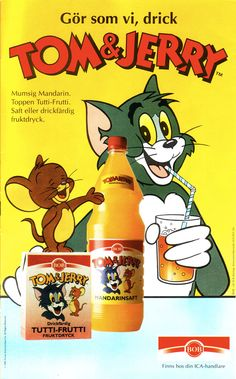 Tom Och Jerry, When I Grow Up, Growing Up, Nostalgia, Retro, Sweden, Magic, Memories, Touch