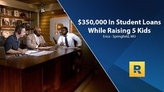 I Have $350,000 In Student Loans While Raising 5 Kids!