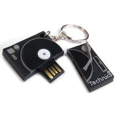 Technics: Turntable USB Flash Drive - 8GB drive