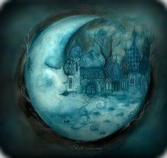 La ciudad de la luna