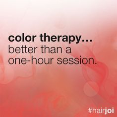 The best therapy! #hairjoi #hairquotes