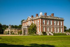 Stansted House in West Sussex