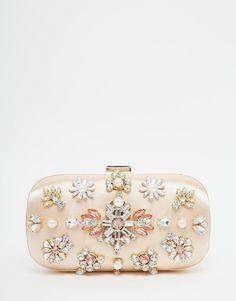 c7590fe9a5a ASOS Jewelled Box Clutch Bag at asos.com. Bridal ClutchJewel BoxMe BagTote HandbagsClutch  BagsChic OutfitsPurses And BagsOnline ...