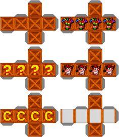 Image result for crash bandicoot crates