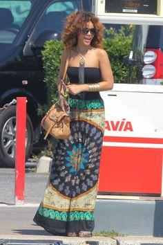 Rihanna's style <3