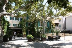 Le Prieuré, Villeneuve- lès- Avignon . « journal d'une naturopathe