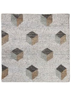 Holland & Sherry  Rug Collection by Doug & Gene Meyer - NORTH WIND -  detail