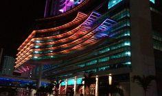 Hard Rock Hotel. Panama City, Panama.