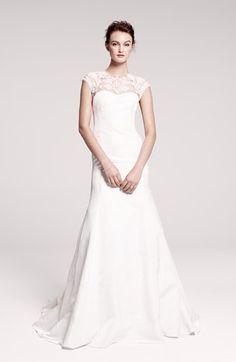 Lela Rose Lace Trim Dress & Accessories | Nordstrom