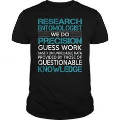 Awesome Tee For Research Entomologist T Shirts, Hoodie