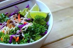 Spicy Miso Ramen Noodle Bowl | Healthy Vegan Recipes