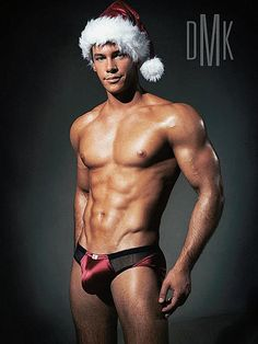 Anton Antipov - Gorgeous Christmas Guys