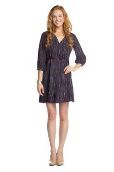 Syrah Wrap Dress