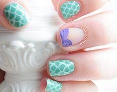 Disney cruise nails