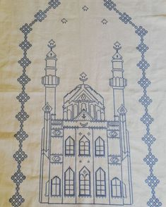 Loom Beading, Cross Stitch Patterns, Diy And Crafts, Bohemian Rug, Beads, Rugs, 1940s, Handmade, Decor