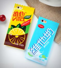 Vitasoy Drink Packet iPhone Case · Ice Cream Cake · Online Store Powered by Storenvy